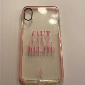 Jeffree Star iPhone XS Max Case